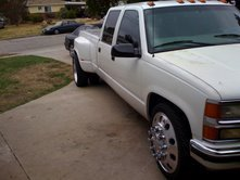 1nicecks 1997 Chevrolet C3500 photo