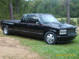 nighttrains 1993 Chevrolet C3500 photo thumbnail