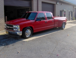 big nos 1993 Chevrolet C3500 photo thumbnail