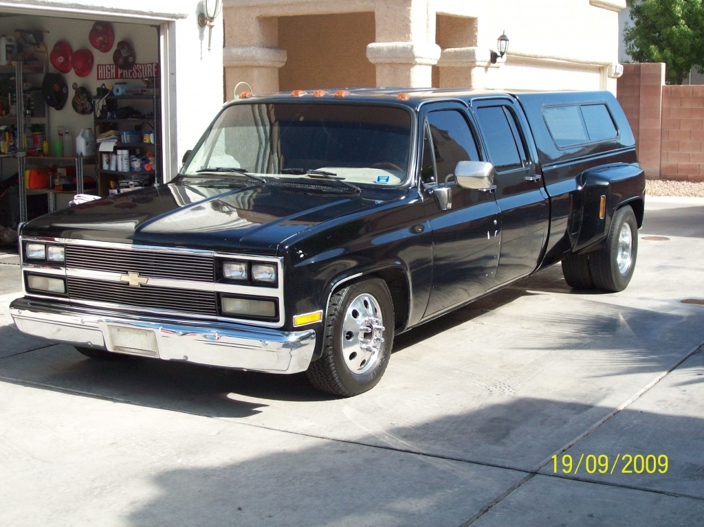 duallyguy5s 1991 Chevrolet C3500 photo