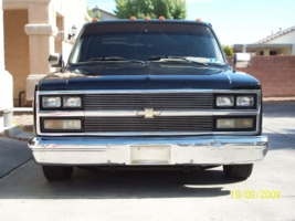 duallyguy5s 1991 Chevrolet C3500 photo thumbnail