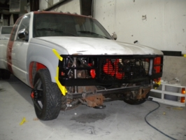 dirtrider444s 1988 Chevrolet C3500 photo thumbnail