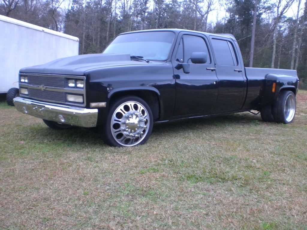 flyryds 1989 Chevrolet C3500 photo