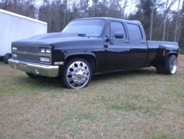 flyryds 1989 Chevrolet C3500 photo thumbnail