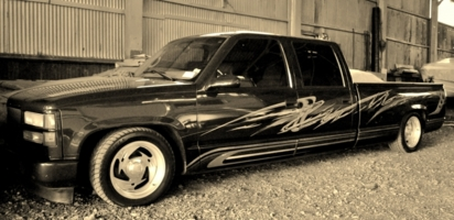h2omelon(nick)s 1997 Chevrolet C3500 photo thumbnail