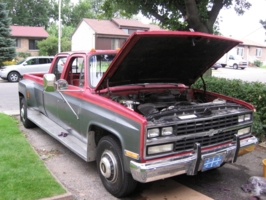 badhaulers 1989 Chevrolet C3500 photo thumbnail