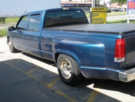 dirty runners 1993 Chevrolet C3500 photo thumbnail