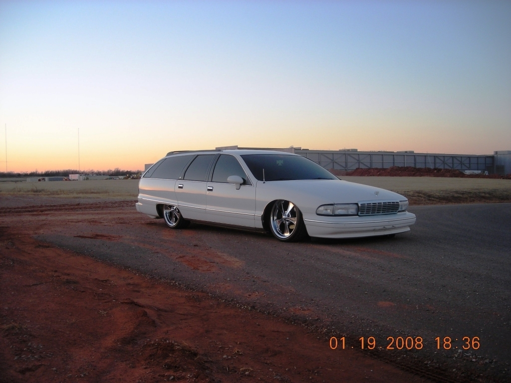 okcdereks 1993 Chevrolet Caprice Wagon photo