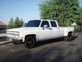 bigtruckpaukies 1991 Chevrolet C3500 photo thumbnail