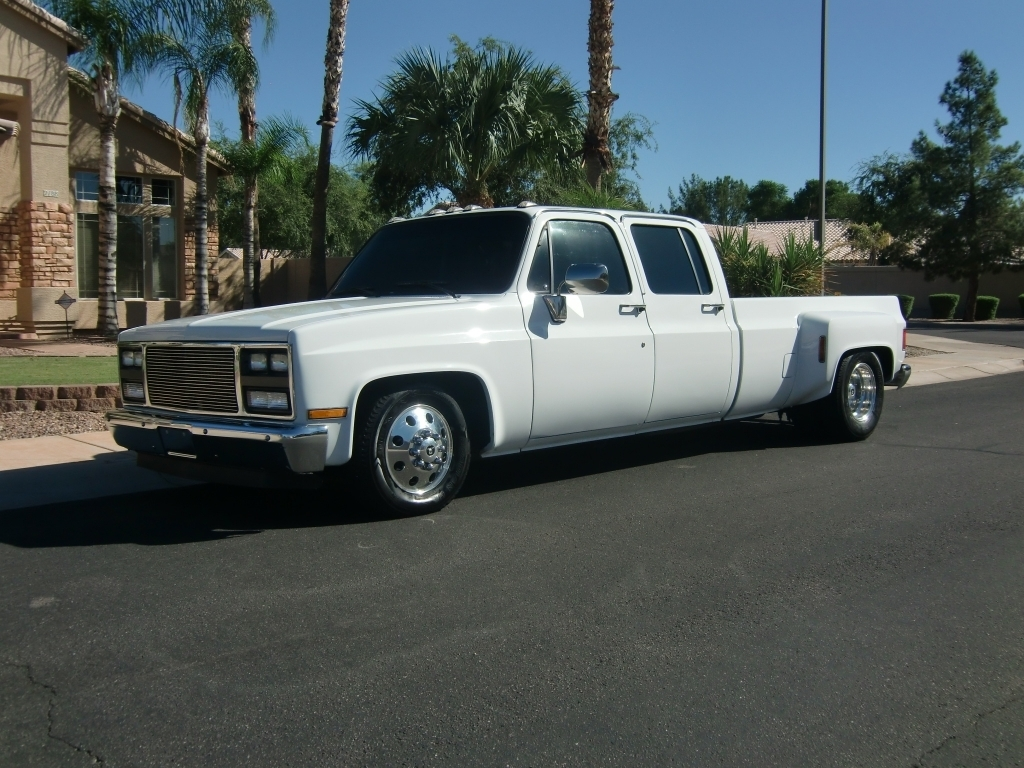 bigtruckpaukies 1991 Chevrolet C3500 photo