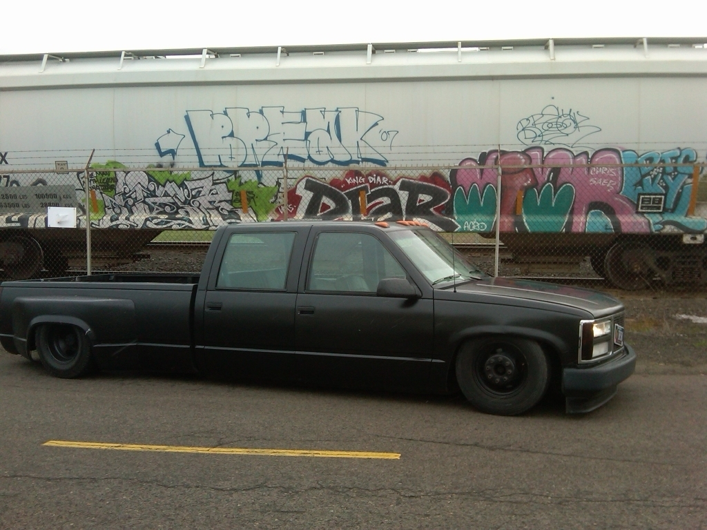 psylents 1994 Chevrolet C3500 photo