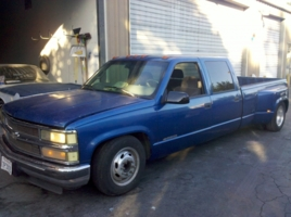 pachecokustomzs 1997 Chevrolet C3500 photo thumbnail