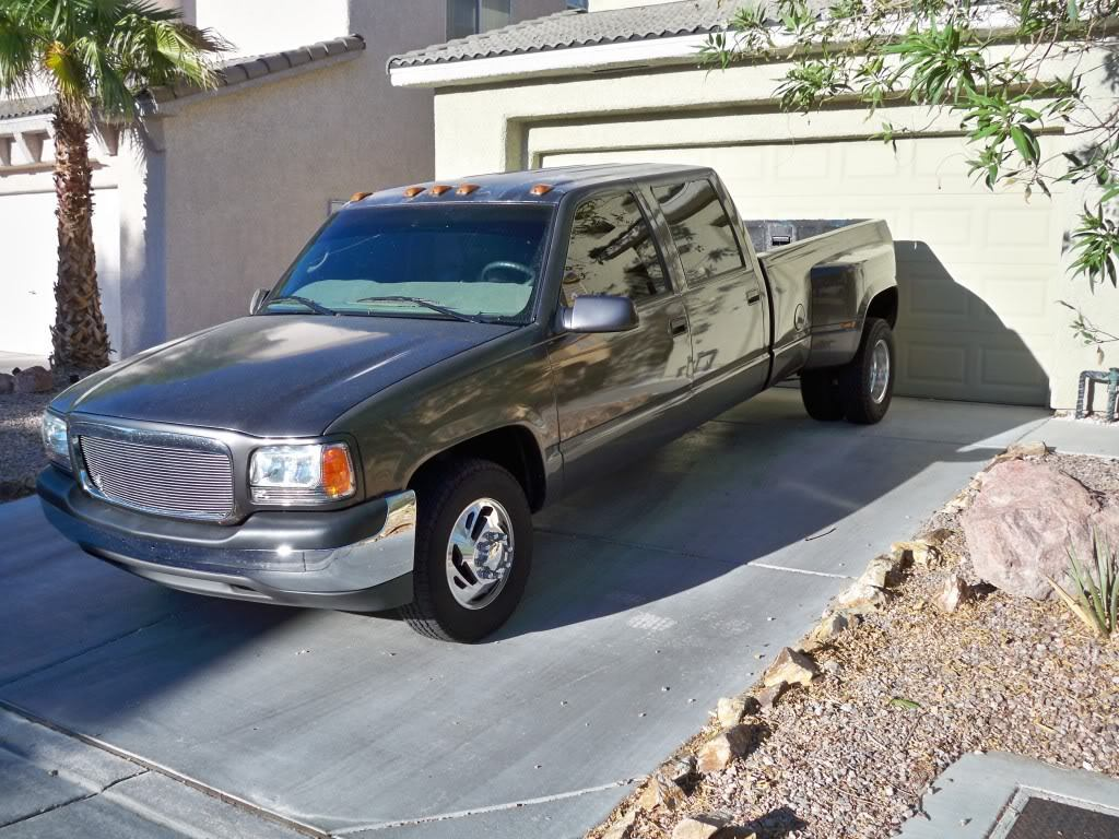 wrongkinds 1997 Chevrolet C3500 photo