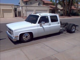 azsprsprts 1987 Chevrolet C3500 photo thumbnail