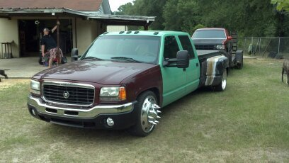 mintcrews 2000 Chevrolet C3500 photo