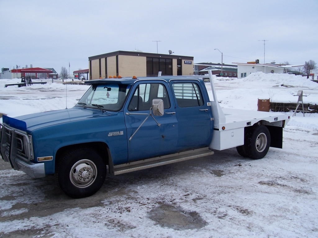 cowboyprotectionunits 1988 GMC Sierra photo