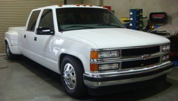 circuitguys 1997 Chevrolet C3500 photo thumbnail