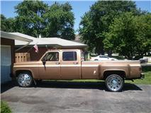 jayslow1685s 1979 Chevrolet C3500 photo thumbnail