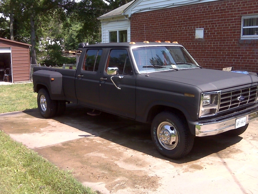 lamar804s 1986 Ford F Series Light Truck photo