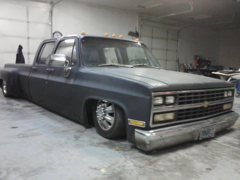veedubfreak86s 1984 Chevrolet C3500 photo