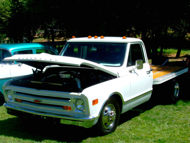 rushnbobos 1968 Chevrolet C3500 photo