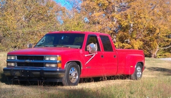 crimsonclays 2000 Chevrolet C3500 photo thumbnail