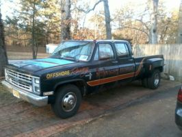mtpkts85s 1985 Chevrolet C3500 photo thumbnail