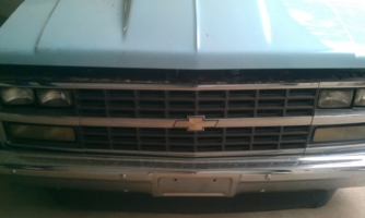 4hlitters 1984 Chevrolet C3500 photo thumbnail