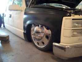 alcoa24s 1999 Chevrolet C3500 photo thumbnail