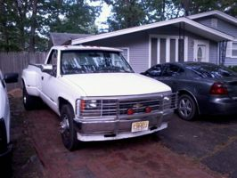 mtpkts85s 1988 Chevrolet C3500 photo thumbnail