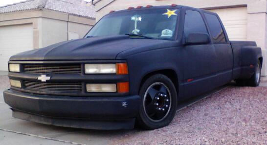 arcs 1995 Chevrolet C3500 photo