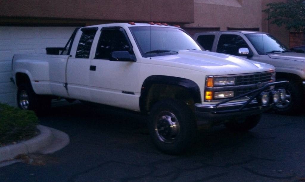 gearhead13s 1992 Chevrolet C3500 photo