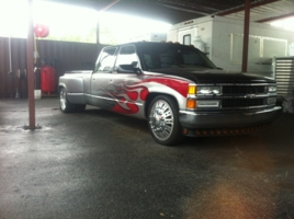 bighips103s 1996 Chevrolet C3500 photo thumbnail