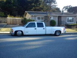 ridehard20s 1997 Chevrolet C3500 photo thumbnail