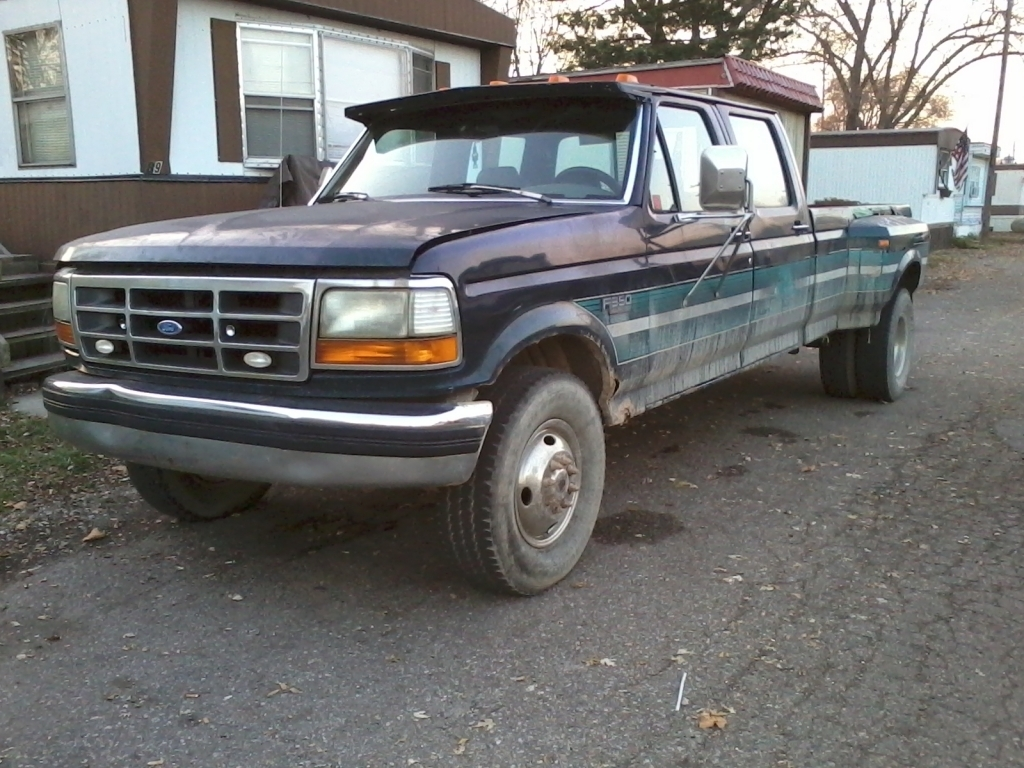 wisdomwarlords 1993 Ford F Series Light Truck photo