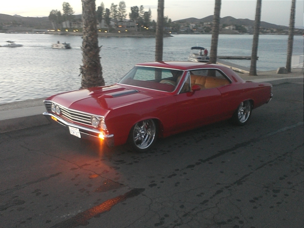 92ontheframes 1967 Chevrolet Chevelle photo