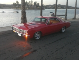 92ontheframes 1967 Chevrolet Chevelle photo thumbnail