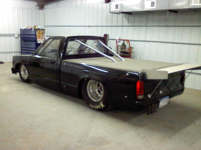 alkymans 1982 Chevrolet S10 photo