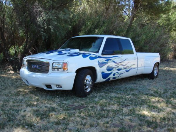 rthomass 1993 GMC Sierra photo