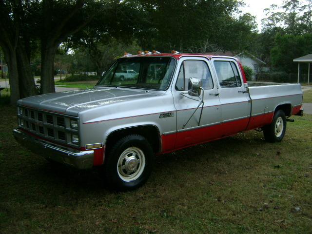58deluxerags 1982 GMC Sierra photo