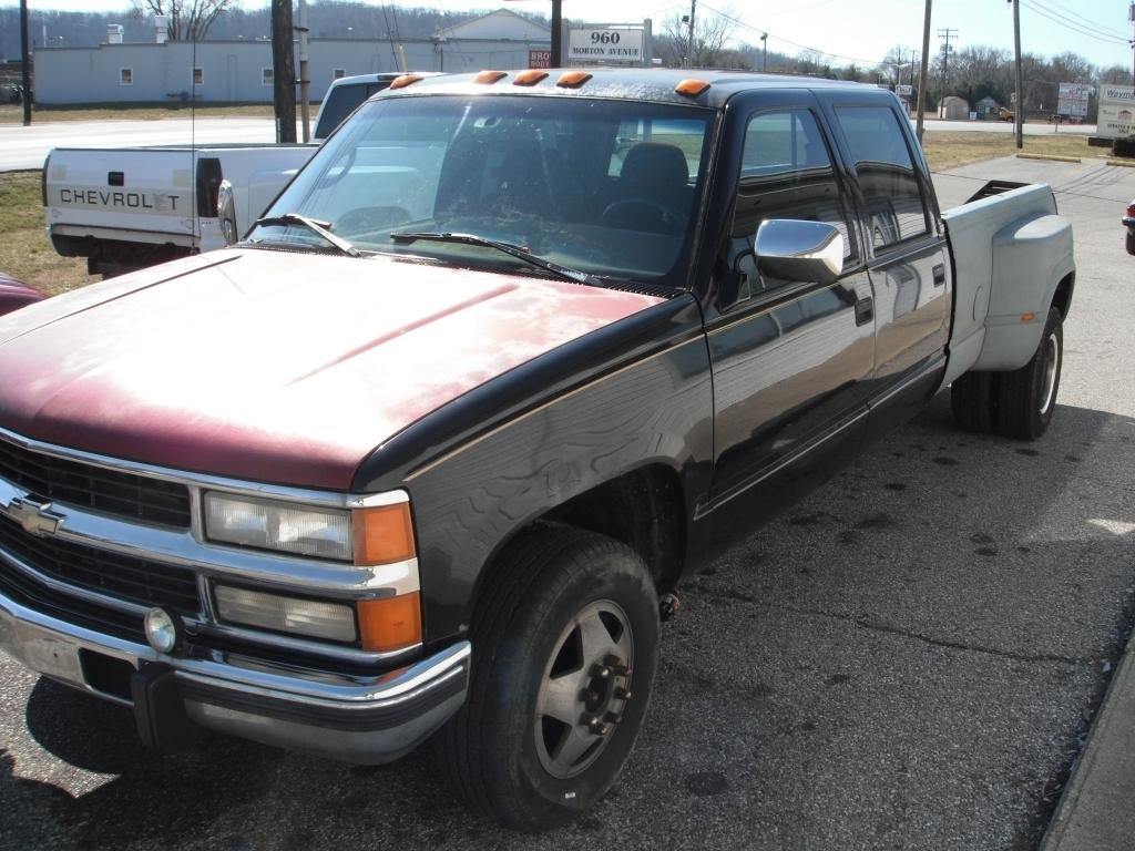 challengumhaullers 1996 Chevrolet C3500 photo