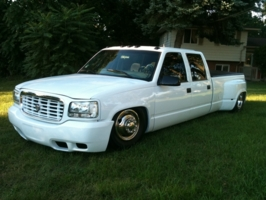 swaggerwagons 1998 Chevrolet C3500 photo thumbnail