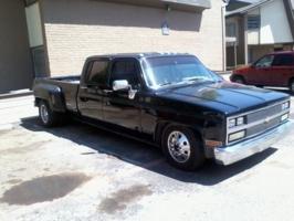 91squarebodys 1991 Chevrolet C3500 photo thumbnail