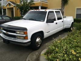 let_thebeast_drops 1995 Chevrolet C3500 photo thumbnail
