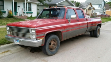 noclrnces 1987 Chevrolet C3500 photo thumbnail