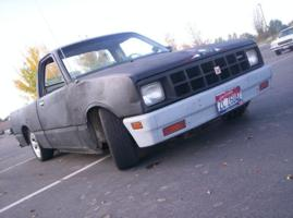 farmer joes 1984 Isuzu Pick Up photo thumbnail