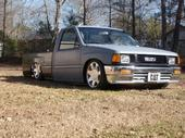 pokrackas 1992 Isuzu Pick Up photo thumbnail