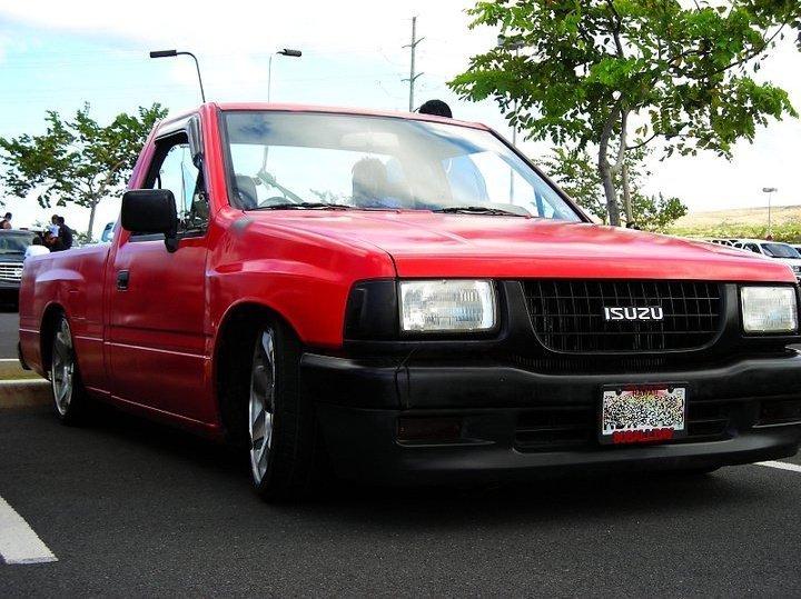 isusu_truckins 1990 Isuzu Pick Up photo