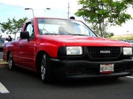 isusu_truckins 1990 Isuzu Pick Up photo thumbnail
