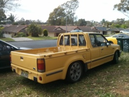 daemans 1985 Ford Courier photo thumbnail
